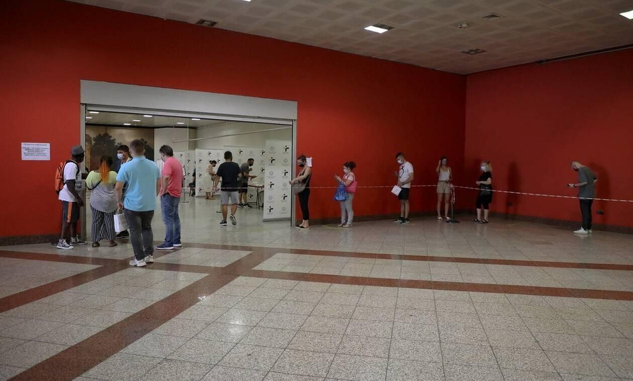 Κορονοϊός: Δωρεάν rapid test σήμερα Τρίτη (3/8) σε 143 σημεία σε όλη τη χώρα