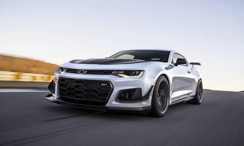 H επόμενη Chevrolet Camaro θα είναι ηλεκτρική!