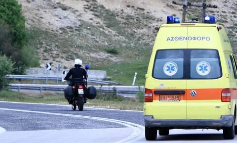Τραγωδία στη Κρήτη: Νεκρός 50χρονος οδηγός σε τροχαίο στο Ρέθυμνο