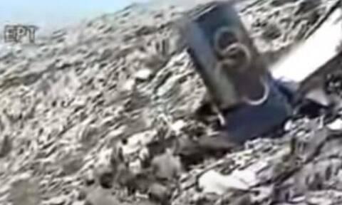 Το ανθρώπινο λάθος που έριξε το αεροπλάνο στην Σάμο: «Οι λοκατζήδες άγγιξαν τη φρίκη» (pics + vids)