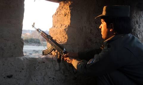 Σκληρές μάχες στο Αφγανιστάν