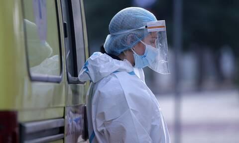 Νοσοκομείο Μυτιλήνης: Κρούσματα κορονοϊού στην Ψυχιατρική Κλινική
