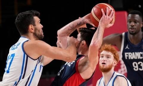 Ολυμπιακοί Αγώνες 2020: Η Γαλλία νίκησε την Ιταλία και πέρασε στα ημιτελικά