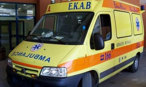 Ηράκλειο: Ξυλοκόπησε τη 33χρονη σύζυγό του μπροστά στο παιδί τους
