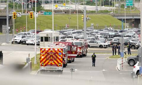 ΗΠΑ: Συναγερμός στο Πεντάγωνο - Πυροβολισμοί σε σταθμό λεωφορείων