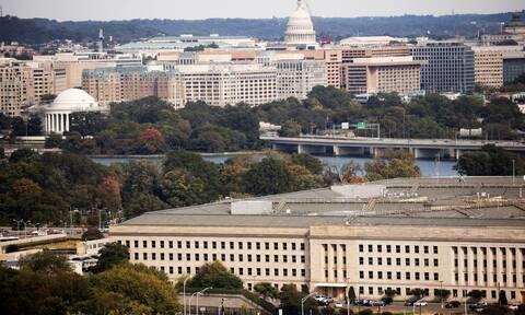 ΗΠΑ: Lockdown στο Πεντάγωνο μετά από πυροβολισμούς σε στάση λεωφορείου