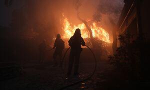 Φωτιά Βαρυμπόμη: Νέο μήνυμα από το 112 - Κίνδυνος σε Κηφισιά, Αχαρνές, Λυκόβρυση, μεταμόρφωση