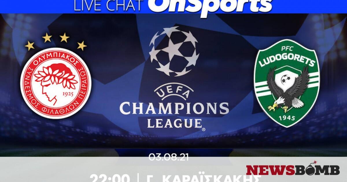 facebookludogorets Olimpiakos live