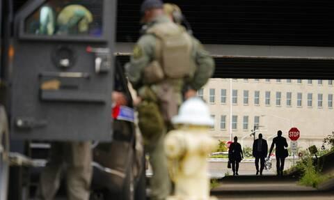 ΗΠΑ: Ένας αστυνομικός νεκρός μετά από επεισόδιο έξω από το Πεντάγωνο