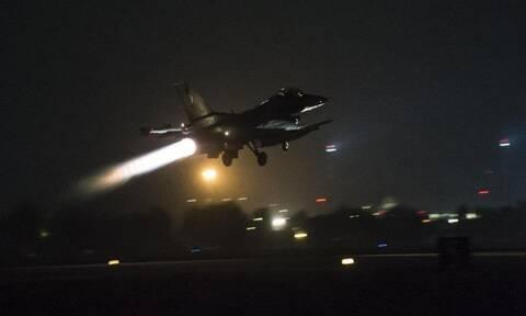 Ανήθικοι Τούρκοι! Νυχτερινές παραβιάσεις την ώρα που η Ελλάδα δίνει μάχη με τις φλόγες