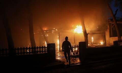 Φωτιά στη Βαρυμπόμπη - Δήμαρχος Αχαρνών: Υπάρχουν αναζωπυρώσεις - Είμαστε σε επιφυλακή