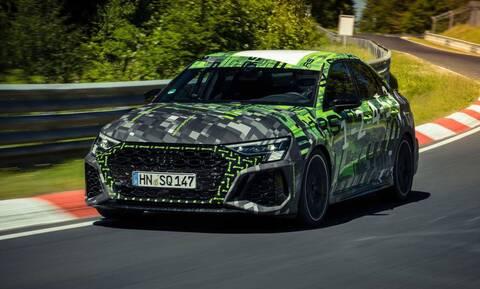 To Audi RS3 Sedan είναι ο νέος βασιλιάς του Nurburgring