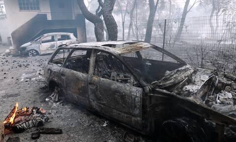 Φωτιά στη Βαρυμπόμπη: Κυκλοφοριακές ρυθμίσεις από την ΕΛΑΣ στην περιοχή