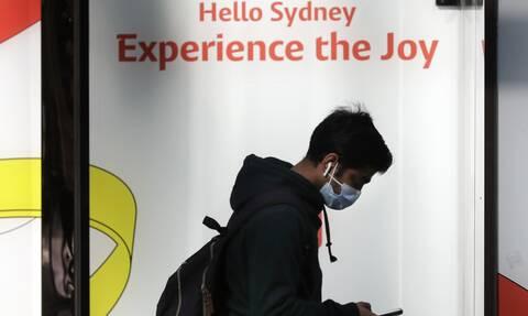 Αυστραλία: Ανεμβολίαστος 20άρης υπέκυψε στον κορονοϊό-  Έξαρση της πανδημίας στο Σίδνεϊ