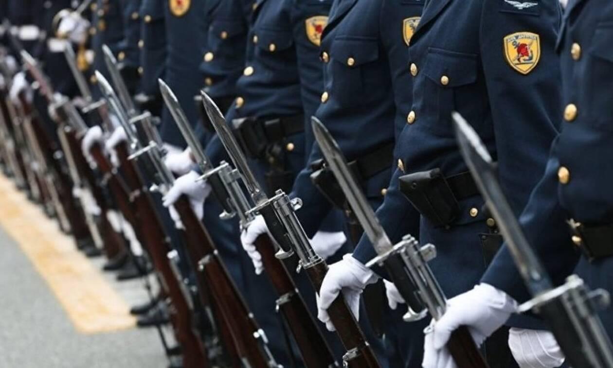 Προσλήψεις 1.180 ατόμων στις ένοπλες δυνάμεις