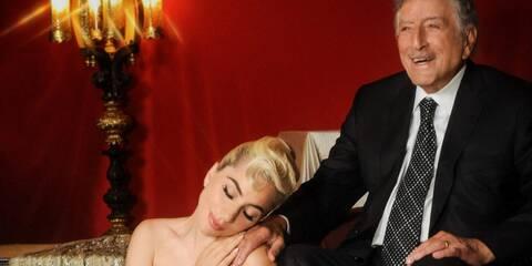 «I Get a Kick Out of You»: Ακούστε το νέο τραγούδι της Lady Gaga με τον Τόνι Μπένετ