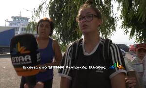 Φωτιά στην Εύβοια: Εγκλωβισμένος βοσκός στις Ροβιές – Δραματική έκκληση από τις κόρες του