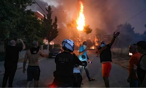 Φωτιές στην Ελλάδα: Το μυστήριο της κλιματικής αλλαγής και ο... προσωπικός μας πυροσβέστης