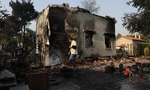 Φωτιά στη Βαρυμπόμπη: Κυβερνητική σύσκεψη για τα μέτρα στήριξης στους πυρόπληκτους