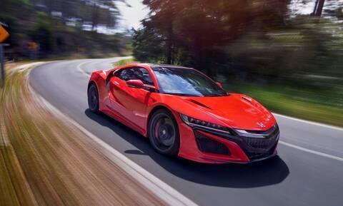 NSX: Προαναγγελία τέλους εποχής για το supercar της Honda
