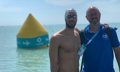 Ολυμπιακοί Αγώνες - Κυνηγάκης: «Αν δεν είχαν γίνει οι Αγώνες θα είχα... σαλτάρει»