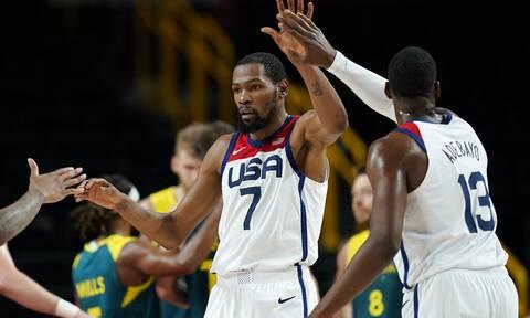 Ολυμπιακοί Αγώνες 2020: Στον τελικό η Team USA - «Διέλυσε» την Αυστραλία (video)