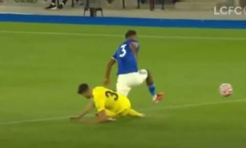 Premier League: Σοκαριστικός τραυματισμός του Φοφανά - «Διέλυσε» τον αστράγαλο του (video)
