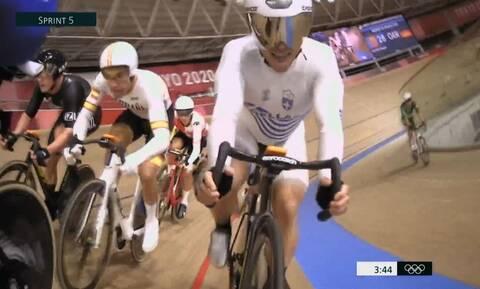 Ολυμπιακοί Αγώνες: Ο Βολικάκης στη 14η θέση στην κούρσα αποκλεισμού (video)