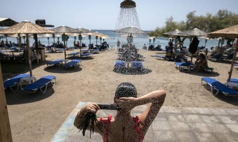 ΕΕ: Ο φετινός Ιούλιος ήταν ο τρίτος θερμότερος Ιούλιος στα χρονικά, σύμφωνα με τον «Κοπέρνικο»