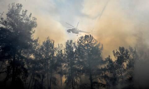 Ρόδος: Περιπολίες της Πυροσβεστικής σε όλες τις δασικές περιοχές του νησιού