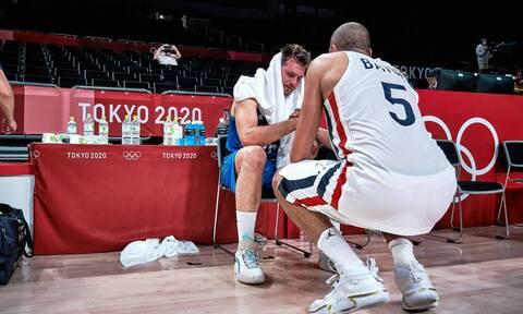 Ντόντσιτς: Άγριο ξέσπασμα στους Ολυμπιακούς Αγώνες - Έξαλλος με τη FIBA (video)
