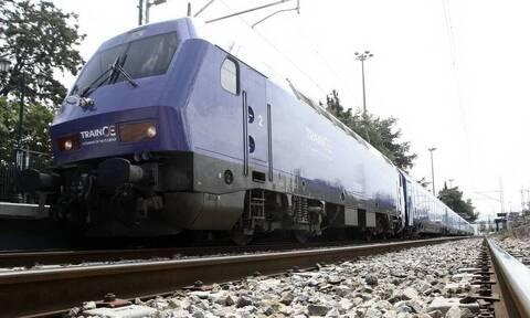ΤΡΑΙΝΟΣΕ: Διακοπή κυκλοφορίας στο τμήμα Οινόη - Αθήνα