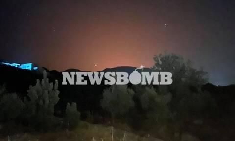Φωτιά στη Μεσσηνία: Καίγεται η Μάνη – Ποια είναι τα νέα μέτωπα πυρκαγιάς