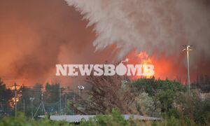 Φωτιά: Μήνυμα 112 σε όλη τη χώρα  - «Αποφεύγουμε άσκοπες μετακινήσεις, υψηλός κίνδυνος πυρκαγιάς»