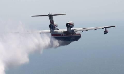 Φωτιές: Βοήθεια από Ρωσία και Ισραήλ ζήτησε η Ελλάδα - Αίτημα για δεύτερο Beriev