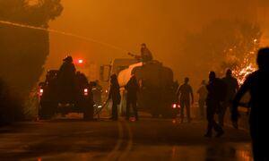 Φωτιά ΤΩΡΑ: Πύρινη πολιορκία στην Αττική! Κίνδυνος να φτάσει η πυρκαγιά μέχρι τη Μαλακάσα