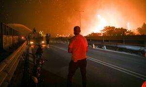 Φωτιά ΤΩΡΑ: Οι κυκλοφοριακές ρυθμίσεις στην Αττική