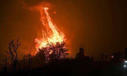 Φωτιά ΤΩΡΑ: Eκκενώνονται προληπτικά τρία χωριά του Πύργου
