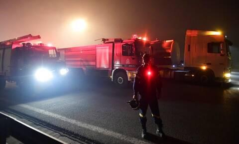 Φωτιές: «Ευχαριστώ» της Πολιτικής Προστασίας στη Γαλλία για την αποστολή καναντέρ και Πυροσβεστών