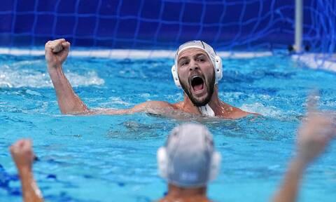Ολυμπιακοί Αγώνες: Ελλάδα για χρυσό! Ιστορική πρόκριση στον τελικό του πόλο (videos)