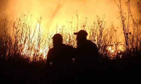 Πυρκαγιές στην Ελλάδα: 46 άνθρωποι με αναπνευστικά προβλήματα και εγκαύματα