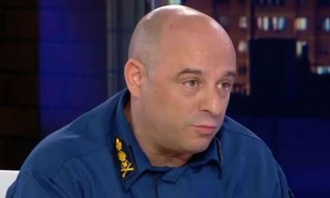 Πρόεδρος Εθελοντών Πυροσβεστών στο Newsbomb.gr: Με προβληματίζουν οι μεγάλες διαστάσεις της φωτιάς