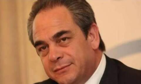 Νεκρός από ανακοπή στο εργοστάσιό του ο πρόεδρος του ΕΒΕΑ Κωνσταντίνος Μίχαλος
