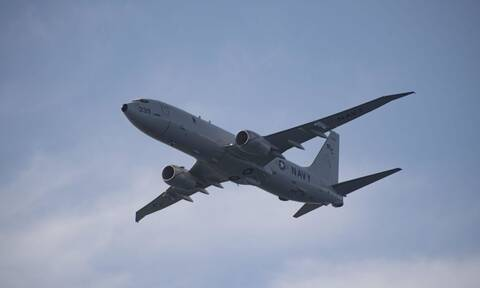 Φωτιές: Βοήθεια από ΗΠΑ - Στέλνουν το υπερσύγχρονο αεροσκάφος P8 Poseidon