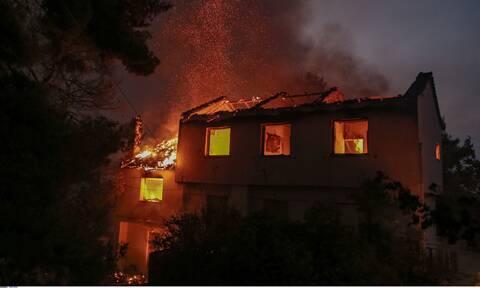Φωτιά ΤΩΡΑ: Καταγγελίες, προσαγωγές και συλλήψεις για εμπρησμό σε όλη την Ελλάδα