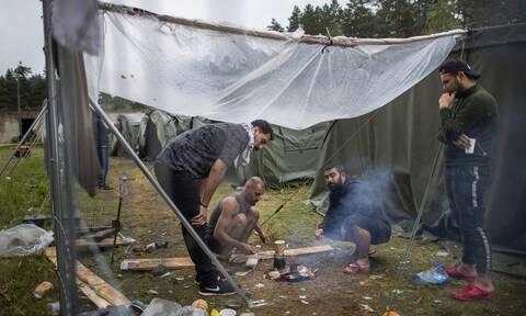 ΕΕ: Οι πρόσφυγες που περνούν από τη Λευκορωσία στη Λιθουανία στο Συμβούλιο Εσωτερικών Υποθέσεων