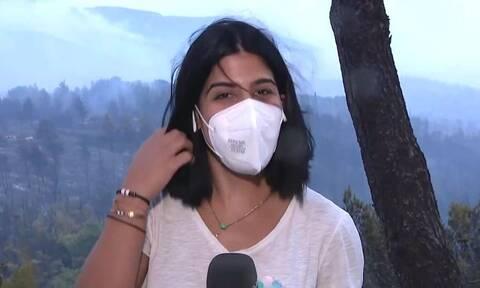 Ελευθερία Σπυράκη: Η δημοσιογράφος του OPEN μίλησε για την επίθεση που δέχθηκε
