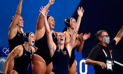Ολυμπιακοί Αγώνες 2020 - Πόλο: Τρίτος συνεχόμενος τίτλος με επίδειξη δύναμης για τις ΗΠΑ