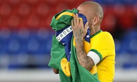 Ολυμπιακοί Αγώνες: «Χρυσή» η Βραζιλία! 2-1 την Ισπανία – Φοβερή επίδοση ο Ντάνι Άλβες