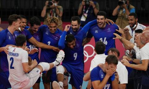 Ολυμπιακοί Αγώνες: Θρίαμβος της Γαλλίας! Κατέκτησε το χρυσό σε βόλεϊ και χάντμπολ